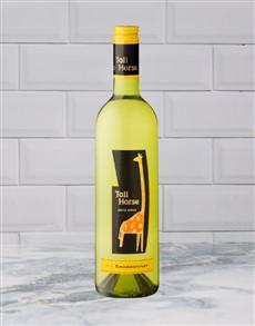alcohol: TALL HORSE CHARDONNAY 750ML X1!