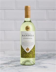 alcohol: MANDELA THEMBU SAUVBLANC 750ML X1!