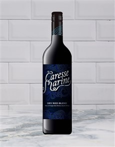 alcohol: WILDEKRANS CARESSE MARINE DRY RED 750ML X1!