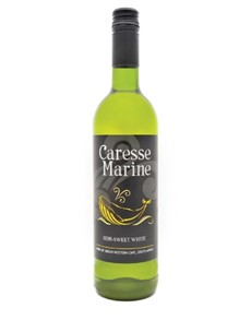 alcohol: WILDEKRANS CARESSE MARINE SEMI SWEET750ML!