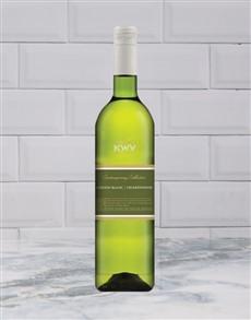 alcohol: KWV CONTEMPORARY CHENINCHARD 750ML X1!