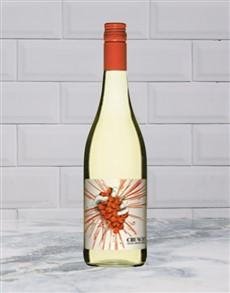 alcohol: ELGIN RIDGE CRUNCH SAUV BLANC 750ML X1!
