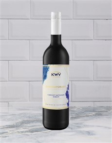 alcohol: KWV CONTEMPORARY CABMERLOT 750ML X1!