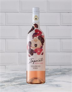 alcohol: WELLINGTON PINK FRIZZANTE 750ML X1!