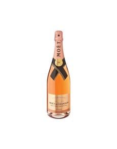 alcohol: Moet & Chandon Nectar Rose 750Ml!