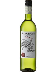 alcohol: FLAGSTONE POETRY CHENIN BLANC 750ML X1!