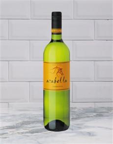 alcohol: ARABELLA CHARDONNAY 750ML X1!