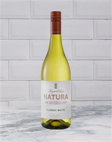 alcohol: LEOPARDS LEAP NATURA DEALC CLASSIC WHITE 750ML X1!