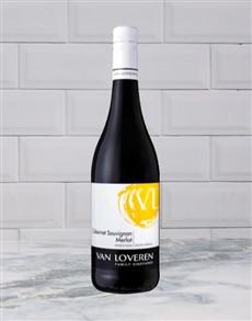 alcohol: VAN LOVEREN CAB MERLOT 750ML X1!