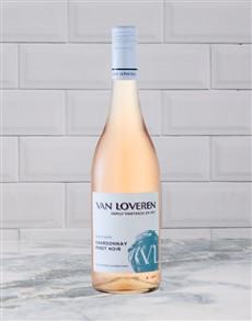 alcohol: VAN LOVEREN DAY DREAM CHARDPINOT NOIR 750ML X1!