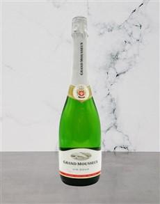 alcohol: GRAND MOUSSEUX VIN DOUX 750ML X1!