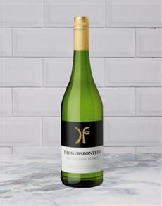 alcohol: DIEMERSFONTEIN SAUV BLANC 750ML X1!