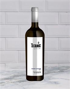 alcohol: LOUIS CABSAUV.TITANIC 750ML X1!