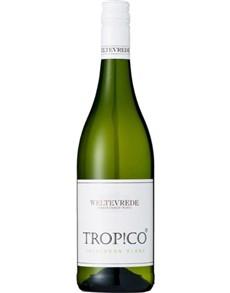 alcohol: WELTEVREDE SAUVBLANC TROPICO 750ML X1!