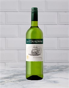 alcohol: LA COURONNE SAUVBLANC 750ML X1!