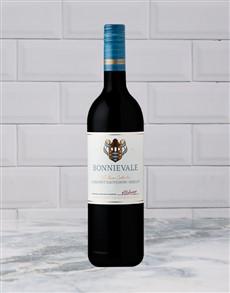 alcohol: BONNIEVALE CAB.SAUVMERLOT 750ML X1!