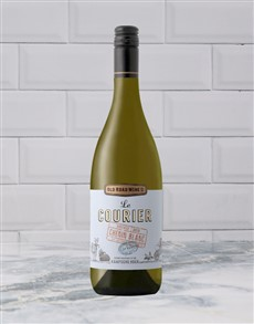alcohol: OLD ROAD WINE CO LE COURIER CHENIN BLANC 750ML X1!