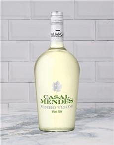 alcohol: CASAL MENDES WHITE 750ML X1!