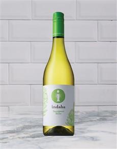 alcohol: INDABA SAUVIGNON BLANC 750ML X1!