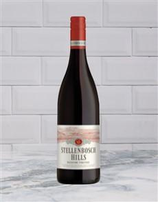 alcohol: STELLENBOSCH HILLS SHIRAZ 750ML X1!