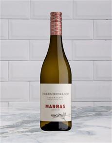 alcohol: MARRAS PIEKENIERSKLOOF CHENIN BLANC 750ML X1!