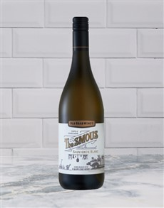 alcohol: OLD ROAD WINE CO THE SMOUS SAUV BLANC 750ML X1!