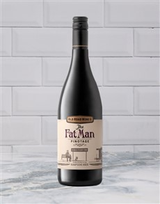 alcohol: OLD ROAD WINE CO THE FAT MAN PINOTAGE 750ML X1!