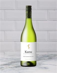 alcohol: KANU SAUVIGNON BLANC 750ML X1!