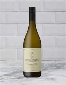 alcohol: MEERENDAL SAUVBLANC 500ML X1!