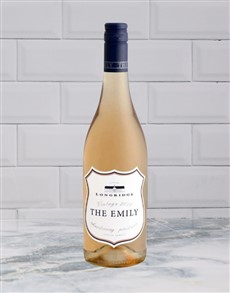 alcohol: LONGRIDGE THE EMILY 750ML X1!