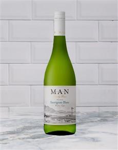 alcohol: MAN VINTNERS SAUVBLANC 750ML X1!
