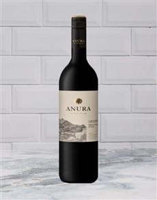 alcohol: ANURA LEGATO 750ML X1!