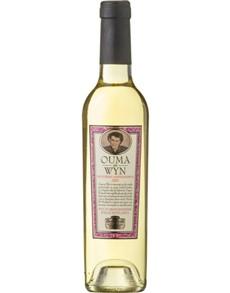 alcohol: WELTEVREDE OUMA SE WYN 375ML X1!