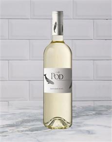 alcohol: CREATION WHALE POD WHITE(SAUVBL) 750ML X1!