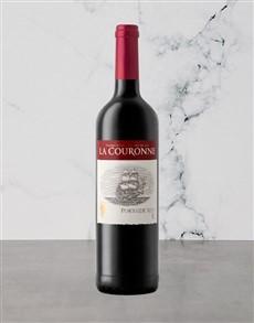 alcohol: LA COURONNE PORTSIDE RED 750ML X1!