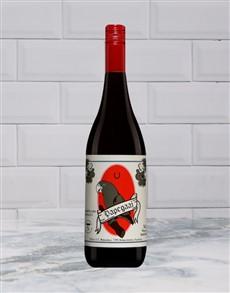 alcohol: AA BADENHORST PAPEGAAI RED 750ML X1!