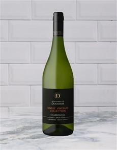 alcohol: DOOLHOF SINGLE VINEYARD CHARD UNWOODED 750ML X1!