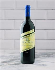 alcohol: KOUROS NEMEA DRY RED 750ML X1!