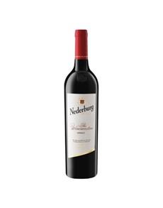alcohol: NEDERBURG WMR SHIRAZ 750ML X1!