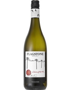 alcohol: FLAGSTONE VIOGNIER WORD OF MOUTH X1!