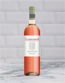alcohol: LOMOND ROSE 750ML X1!