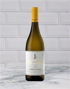 alcohol: JOOSTENBERG CHENIN BLANC 750ML X1!