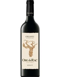 alcohol: ORG DE RAC ORGANIC MERLOT 750ML X1!