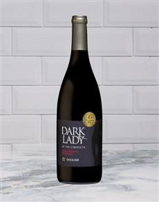 alcohol: DOOLHOF DARK LADY(PINOTAGE)750ML X1!