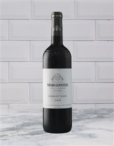 alcohol: MORGENSTER CABFRANC 750ML X1!