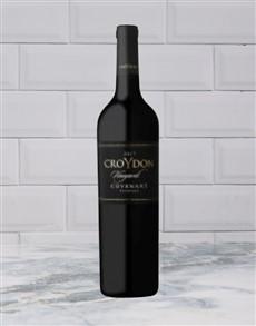 alcohol: CROYDON COVENANT PINOTAGE 750ML X1!
