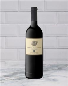 alcohol: NICOLAS VDM ROBERT ALEXANDER MERLOT 750ML X1!