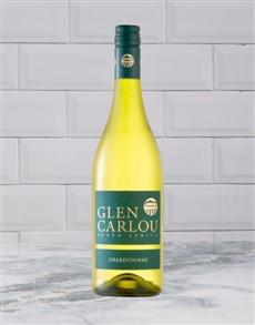 alcohol: GLEN CARLOU CHARDONNAY UW 750ML X1!