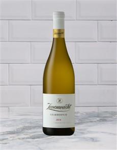 alcohol: ZEVENWACHT CHARDONNAY 750ML X1!