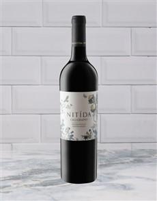 alcohol: NITIDA MERLOT 750ML X1!